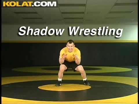 Shadow Wrestling Drill KOLAT.COM Techniques Moves Instruction Image 1