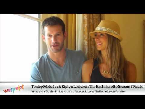 Tenley & Kiptyn Reveal Why Ashley Didn't Stop Ben From Proposing in the Bachelorette Season 7 Finale