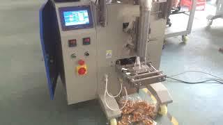 automatic popcorn small packaging machinery