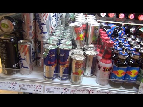 Ceny i asortyment w Tajskim spożywczaku – Central World Shopping Mall – Bangkok VLOG #25
