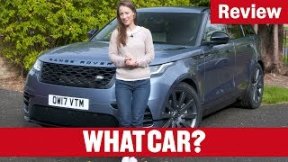 2019 Range Rover Velar review – Land Rover's new luxury SUV tested | What Car?