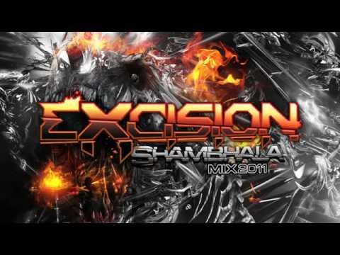 Excision - Shambhala 2011 Mix