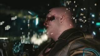 Cyberpunk 2077 – официальный трейлер с Е3 2018 [RUS]