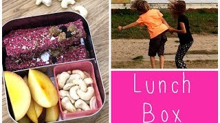 It´s Lunch-Box Time / BACK TO SCHOOL!