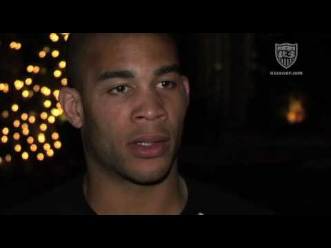 Oguchi Onyewu Interview