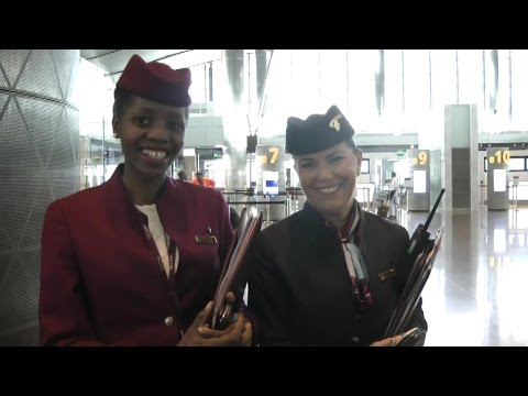 Hamad International (HIA): Qatar Airways new Five Star Home - an Exclusive Tour in HD (Trailer)