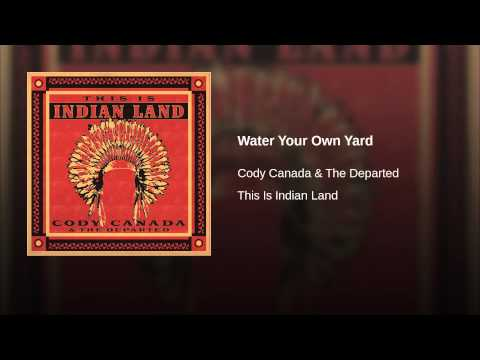 Water Your Own Yard