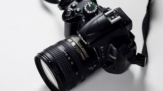 Nikon D5000 and 18-70 f/3.5-4.5 DX - What I'm Shooting With This Week