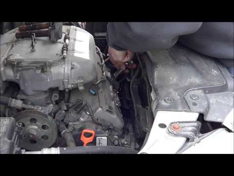2004 Honda Pilot P0304 misfire cylinder 4 diagnosis and repair
