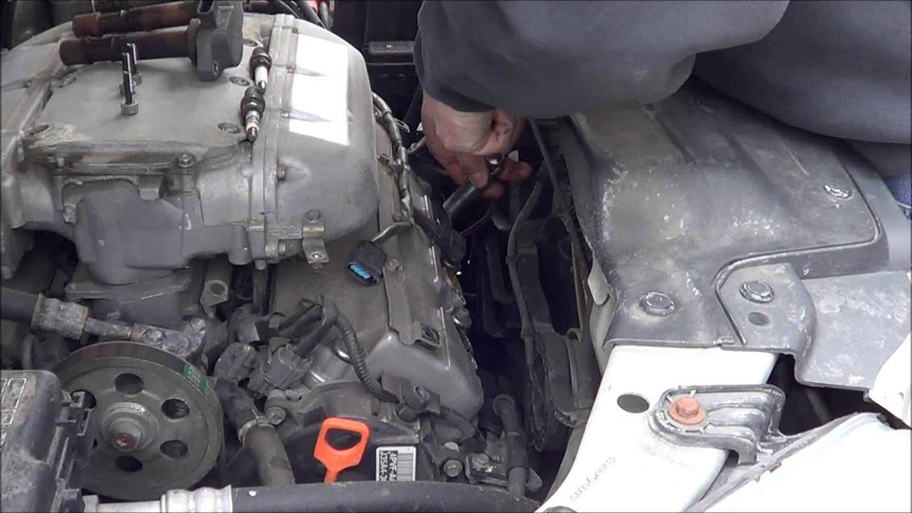honda pilot p misfire cylinder  diagnosis