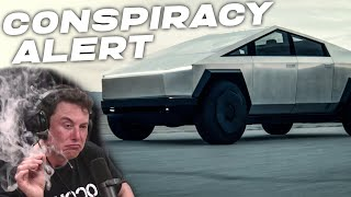 Tesla's CyberTruck is a Mars Rover.. and I bought one!