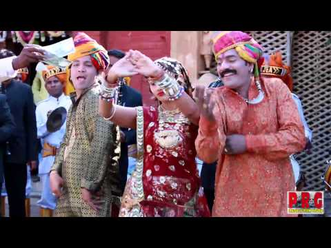 Rajasthani Video Song - Mere Bhaiya Ki Hai Shaadi - Hd Latest Marwadi Vivah Geet - **1080p video