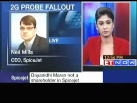 Dayanidhi Maran not a shareholder in company : SpiceJet CEO