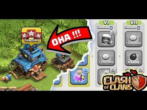 1 HAFTALIK KLAN OYUNLARI !! (Mühebbet verseydiniz😂)   Clash Of Clans