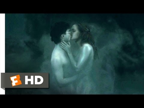 Harry And Hermione Kiss (2 5) Movie Clip - Harry Potter And The Deathly Hallows: Part 1 (2010) Hd video