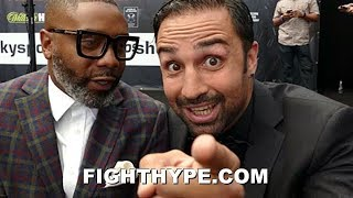 "PAULIE MALIGNAGGI REACTS TO MCGREGOR'S HEATED RANT AT KHABIB; CONVINCED HE'S SCARED & ""HAS NO BALLS"""