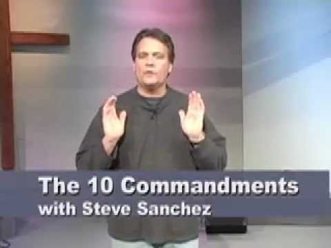 Learn 10 commandments in 5 minutes