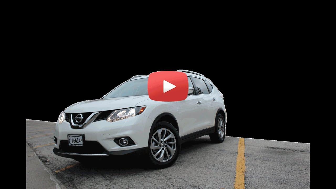 Nissan Rogue Ratings