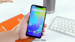 Oukitel U23 full review and specifications new 2019 flagship smartphone at low price
