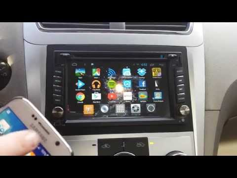 Android Radio 4g Head Unit Car Audio 2-Din Review