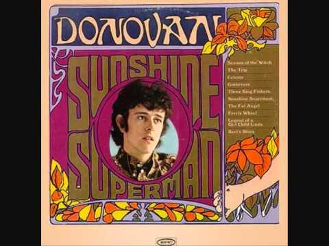 Donovan - Legend Of A Girl Child Linda
