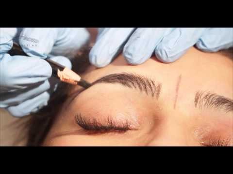 Beauty Bomb: Get SemiPermanent Eyebrows with MicroBlading
