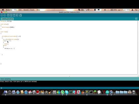 Controlando Arduino com LabView - RS 232  pt1
