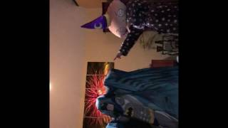 Whip it nae nae with Batman and Stewie