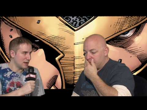 Siege Post-Game with Brian Bendis #1