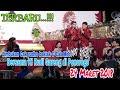 Terbaru Limbukan Cak Yudho Bakiak & Cak Meo Bersama Ki Rudi Gareng Di sampung Ponorogo 24 Maret 2018