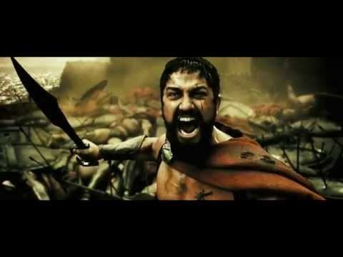 300 trailer with bahubali background music