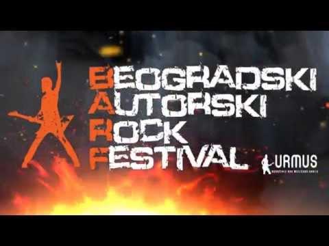Beogradski Autorski Rok Festival - 26.12.2014