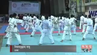 Karate Bangladesh championship(2015)01626710285