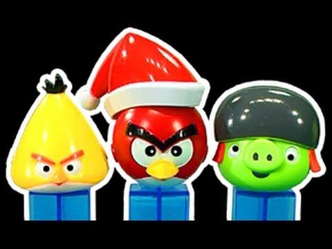 Angry Birds Dark Side Knock Off Toys Ep1 Mega Fail Angry Bird Train video