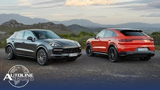 New Porsche Cayenne Coupe, GM Invests in EVs & AVs - Autoline Daily 2558