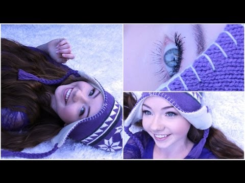 ❄Winter Wonderland Makeup❄