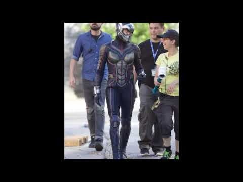 New Ant-Man and the WASP set photo shows Evangeline Lilly in Full WASP Costume