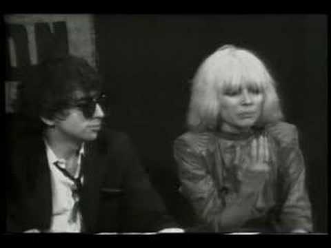Debbie Harry/Blondie pt1-Coca Crystal show