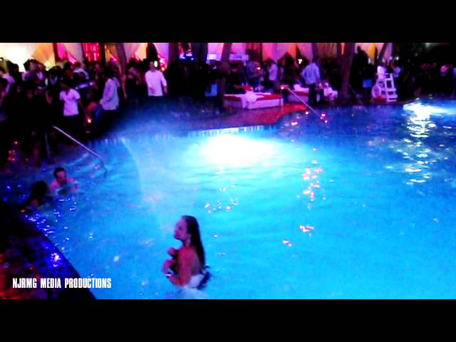 Cannonball at D&#039;Jais Reunion Party @ The Pool: Harrah&#039;s, AC on 11.19.2011