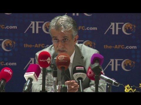 Bahrain's Sheikh Salman elected AFC president