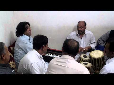 Master ali haider Pastho Song Oct 22 2013 In Dubai