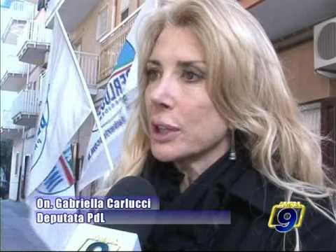 MARGHERITA DI SAVOIA. PdL, l'on. Carlucci sindaco?