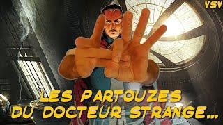 Les partouzes du Dr. Strange - Vous Souvenez Vous? #9 - Marvel Comics
