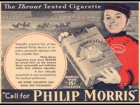 Why Did Philip Morris Remove My Video?