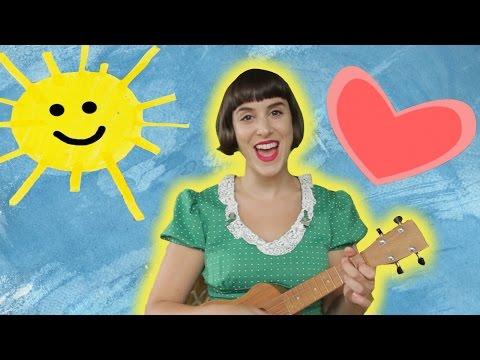 You Are My Sunshine | Peanut Plays Ukulele
