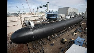 10 LARGEST SUBMARINES IN THE WORLD