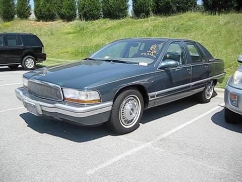 1995 Buick Roadmaster Start up