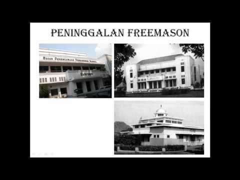 Jejak Freemason Dan Zionis Di Indonesia.flv video
