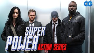 Best Series Tv Show / Action / Super power/ Powerful / in 2017