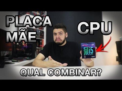 PLACA MÃE para CPU INTEL 8ª geração, qual escolher? H310, B360, H370, Z370 com i5 8400 ou i7 8700K?